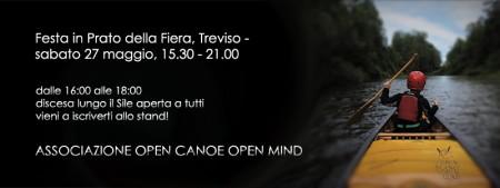 associazione open canoe open mind evento prato fiera 27 maggio 2017